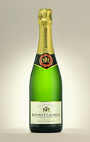 Bottle champagne Brut